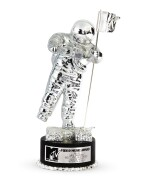 "MTV 1998-1999 Video Award (""VMA"") presented to Mike Diamond for the Beastie Boys 1998 promotional music video ""Intergalactic"""