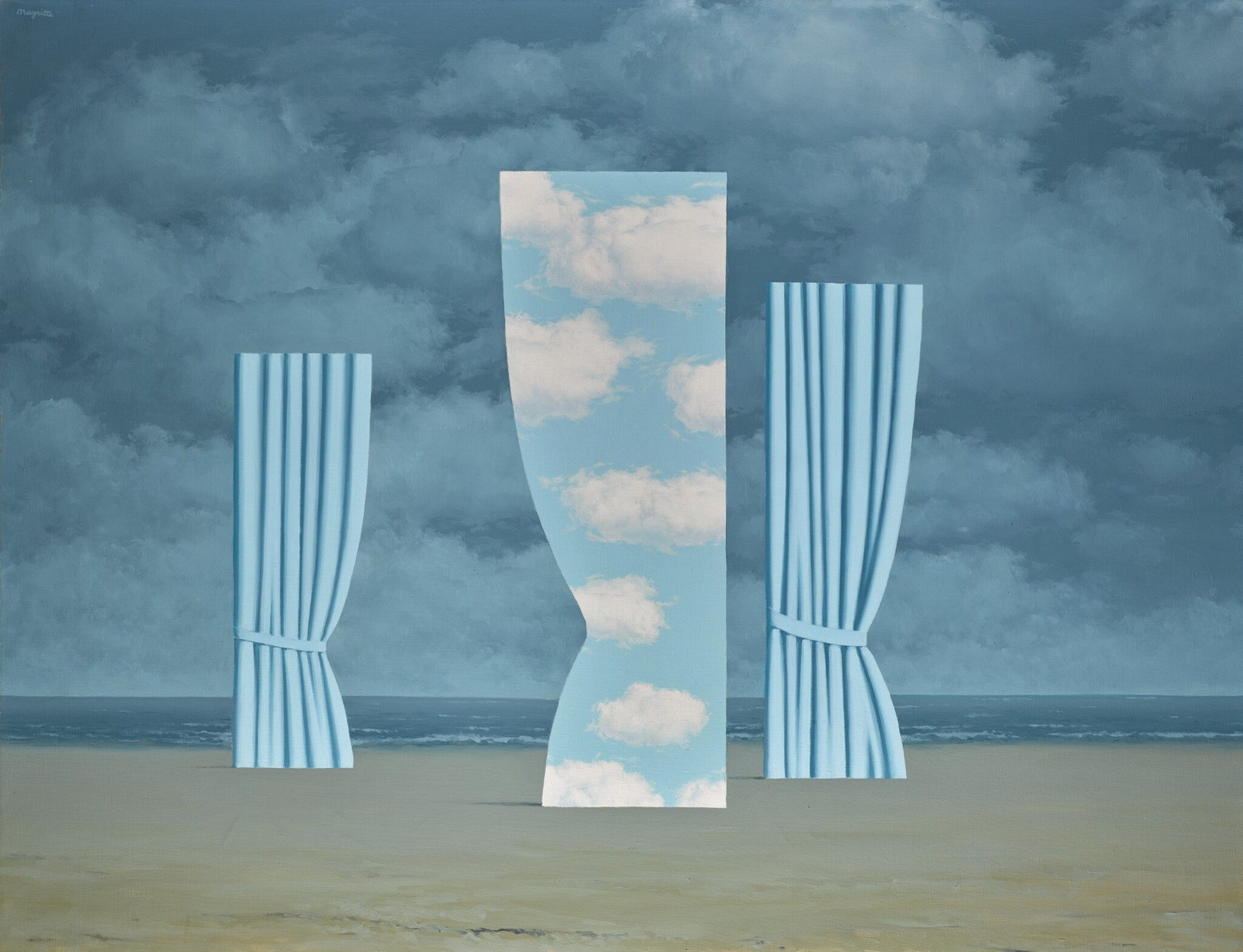 View 1 of Lot 109. RENÉ MAGRITTE | L'OVATION.