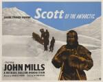 Scott of the Antarctic (1948) poster, British