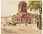 HORACE VAN RUITH   Untitled (Chelsea Old Church)