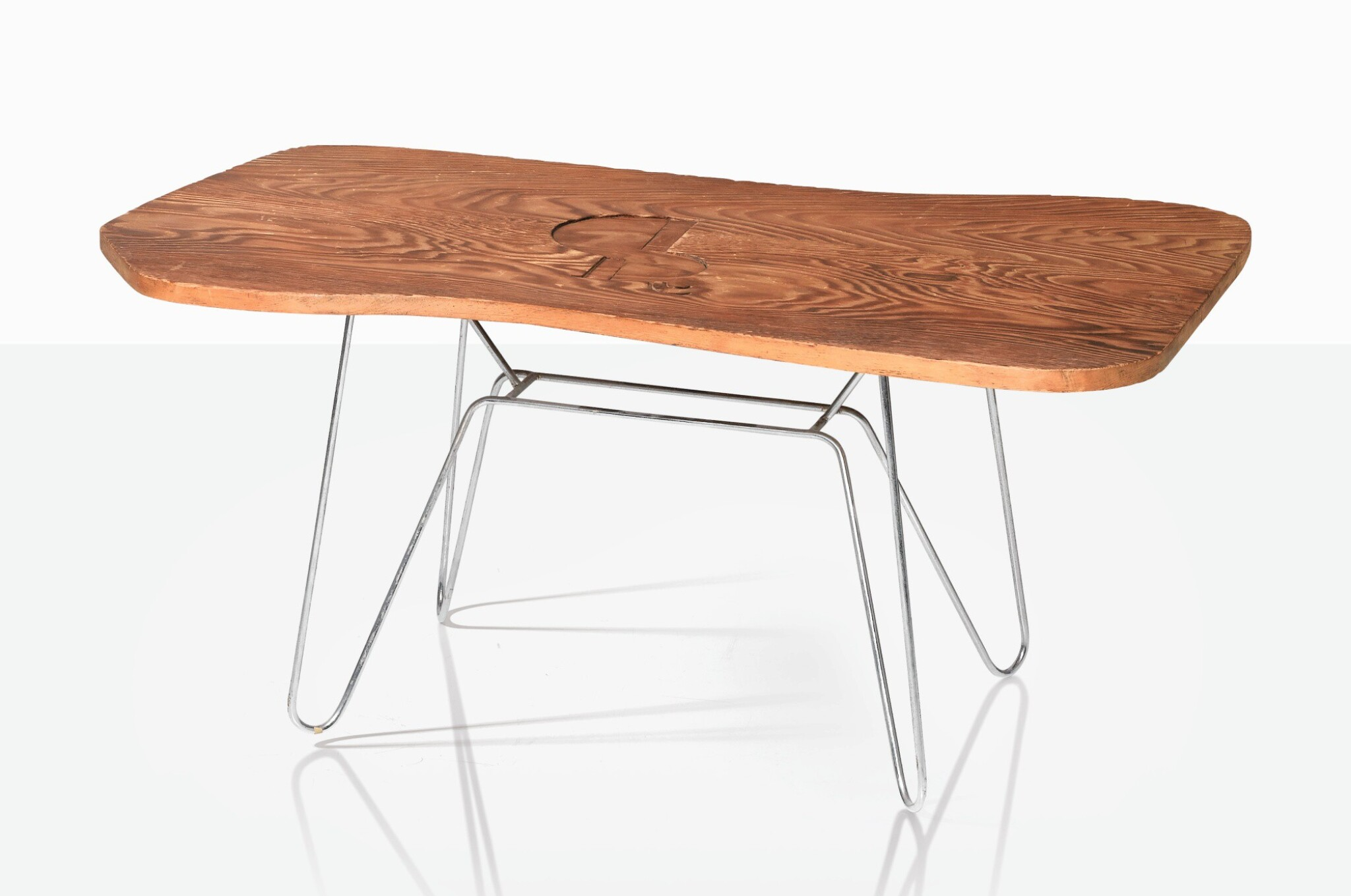 View full screen - View 1 of Lot 35. EILEEN GRAY   TABLE.