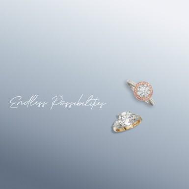 View 2. Thumbnail of Lot 2. A 4.07 Carat Round Diamond, E Color, VS1 Clarity.