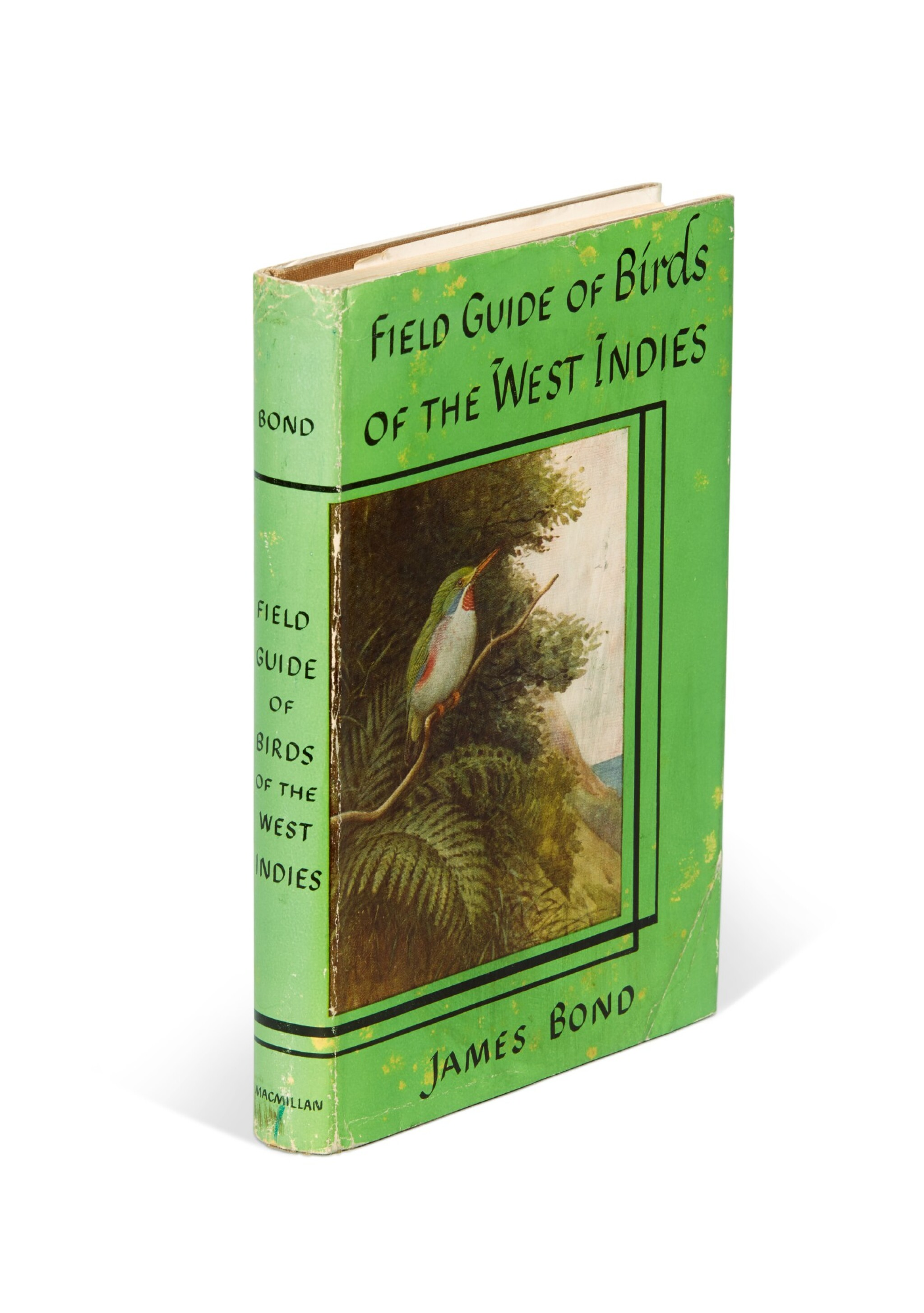 View full screen - View 1 of Lot 109. BOND | Field Guide of Birds in the West Indies, 1947, presentation copy.
