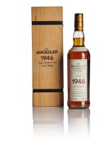 THE MACALLAN FINE & RARE 56 YEAR OLD 44.3 ABV 1946