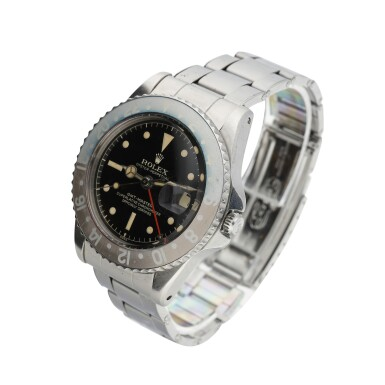 """View 3. Thumbnail of Lot 551. ROLEX 