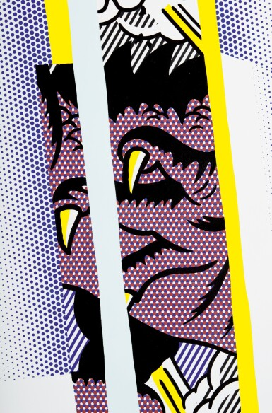 View 4. Thumbnail of Lot 1112. Roy Lichtenstein 羅伊・李奇登斯坦 | Reflections on Thud! .