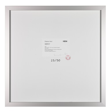 View 8. Thumbnail of Lot 19. DAMIEN HIRST   THE ASPECTS (H6-1-5).