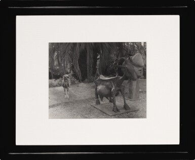 View 2. Thumbnail of Lot 67. ANDRÉ VILLERS | SHE-GOAT, VALLAURIS.