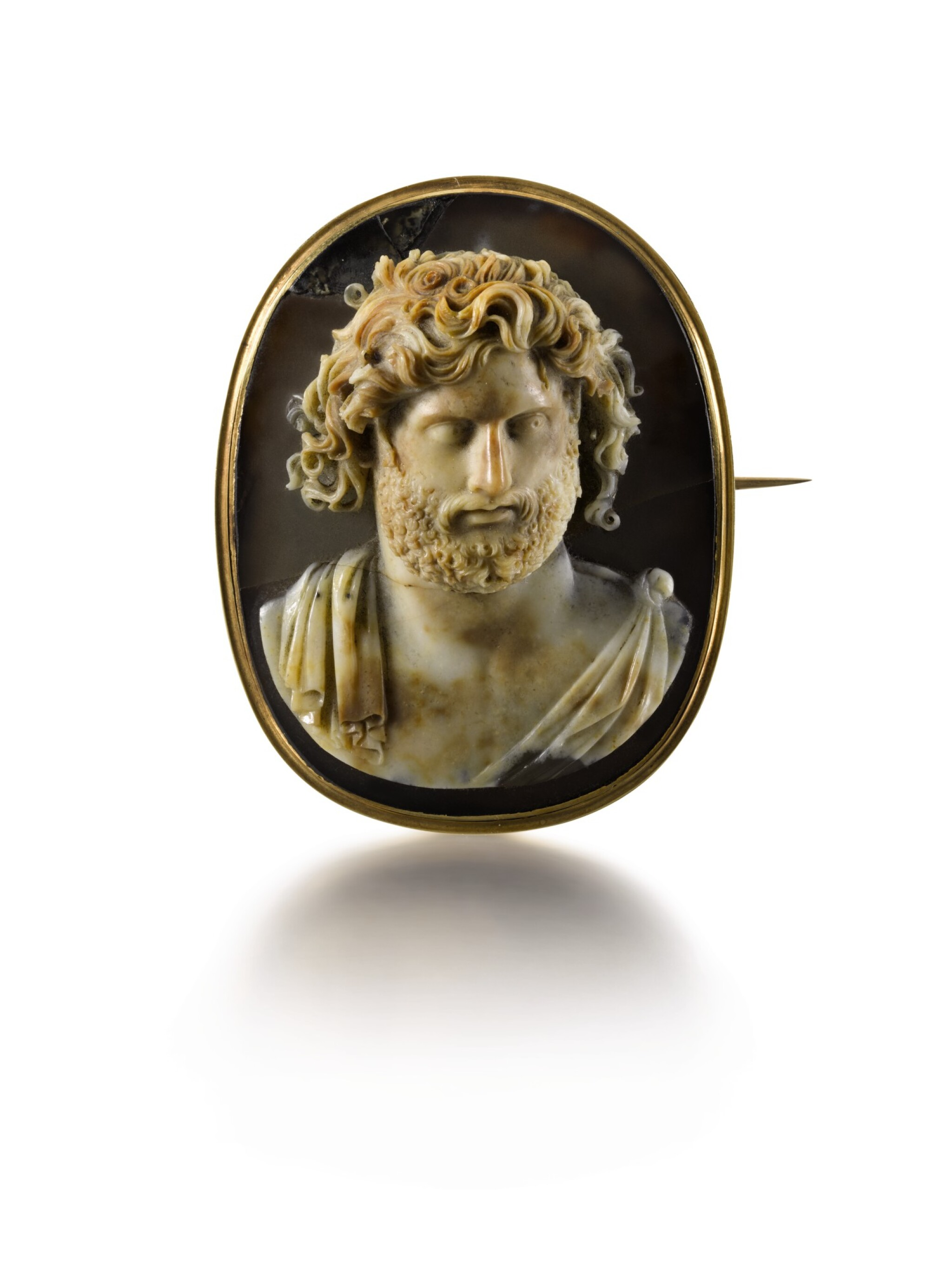 View full screen - View 1 of Lot 349. Italian, late 18th-century/ early 19th-century.