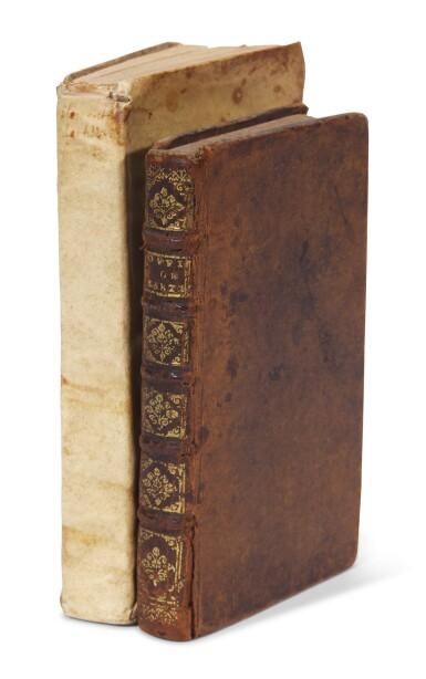 Artillery, Rivault, Les elemens de l'artillerie, 1608; La Fontaine, Devoirs des officiers de l'artillerie, 1675, 2 vols