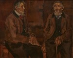 Two men at the bar
