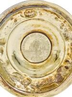 A LARGE GERMAN PARCEL-GILT SILVER GILT TANKARD, PETER RHODE II, DANZIG, CIRCA 1680