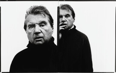 RICHARD AVEDON | FRANCIS BACON, ARTIST, PARIS, 4-11-79