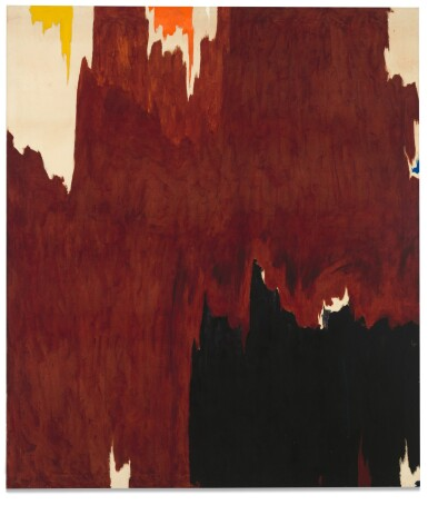 View 1. Thumbnail of Lot 6. CLYFFORD STILL | 1957-G.
