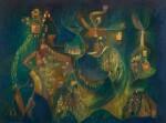 ALICE RAHON | LOS CUATRO HIJOS DEL ARCO IRIS