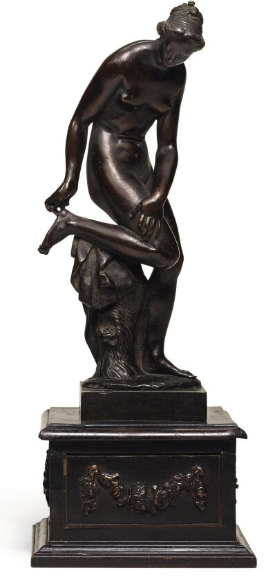 AFTER BARTHÉLÉMY PRIEUR (CIRCA 1536-1611) FRENCH, 18TH CENTURY | WOMAN BATHING
