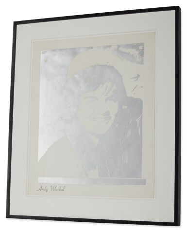 View 4. Thumbnail of Lot 24. ANDY WARHOL | JACQUELINE KENNEDY I (JACKIE I) (F. & S. II.13).