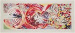 JAMES ROSENQUIST | THE STOWAWAY PEERS OUT AT THE SPEED OF LIGHT