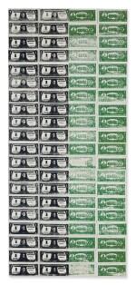 Front and Back Dollar Bills | 《美元的正反面(兩部分)》