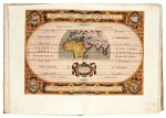 COMPOSITE ATLAS | A volume of maps, compiled circa 1657