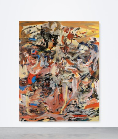 View 2. Thumbnail of Lot 116. CECILY BROWN |  UNTITLED.