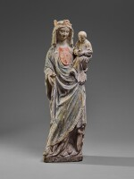 Northern French, probably Île-de-France, 14th century | Virgin and Child