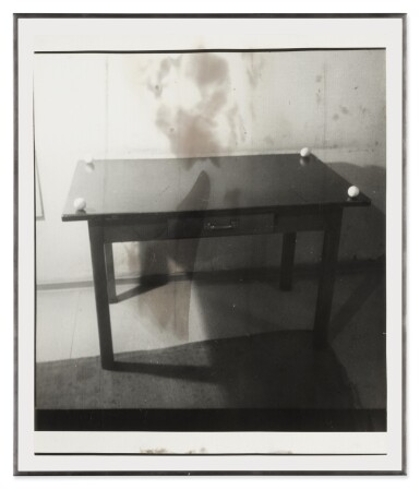 View 2. Thumbnail of Lot 17. SIGMAR POLKE | UNTITLED (DIPTYCH).