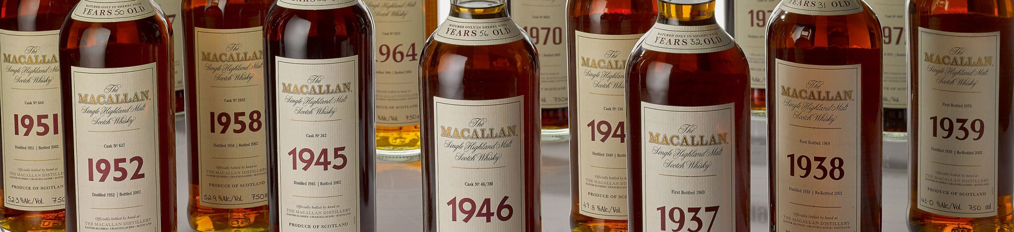 Distilled | The Macallan Fine & Rare Collection from Wing Hop Fung + More