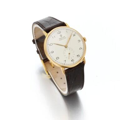 View 1. Thumbnail of Lot 47. Wristwatch (Orologio da polso).