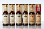 Gordon & MacPhail Royal Marriage Set of 6 bottles NV (6 BT)