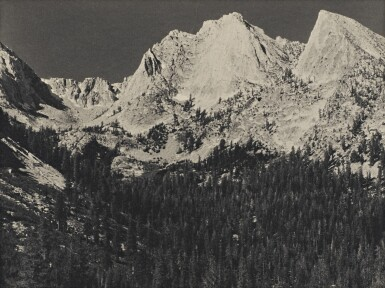 View 16. Thumbnail of Lot 47. The Sierra Club Outing, 1930.