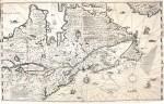 Champlain | Les voyages de la Novvelle France occidentale, dite Canada, 1640