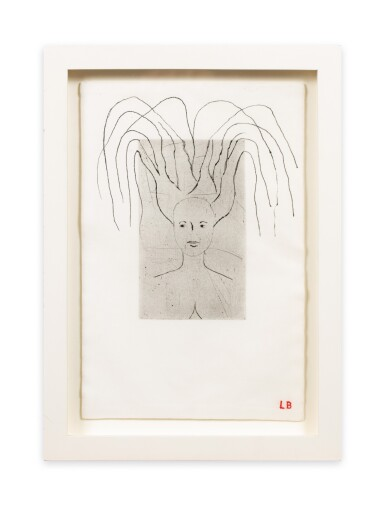 View 2. Thumbnail of Lot 547. LOUISE BOURGEOIS   FEMME.
