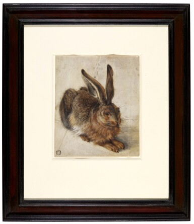 View 2. Thumbnail of Lot 21. A Hare.
