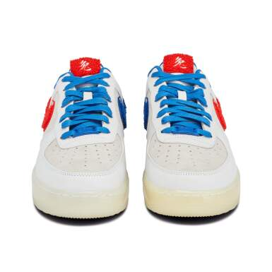 View 10. Thumbnail of Lot 8212. Air Force 1 Supreme Quickstrike 'Year of the Rabbit', 2011    兔年款球鞋,2011年.