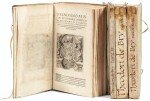 [Grands voyages]. Frankfurt, Johann Wechel, 1590-1625.12 parties en 4 volumes in-folio. Vélin ancien.