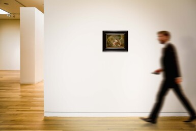 View 4. Thumbnail of Lot 614. An allegory of painting.