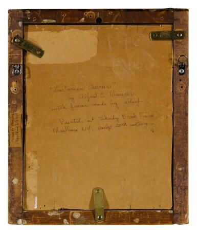 ALFRED HENRY MAURER | TARTARIAN CHERRIES