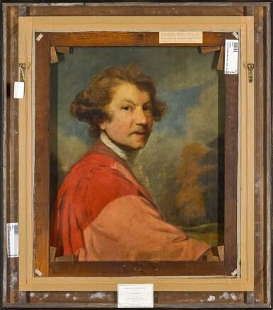 View 4. Thumbnail of Lot 36. JOHN HAMILTON MORTIMER, A.R.A.     SELF-PORTRAIT OF THE ARTIST.