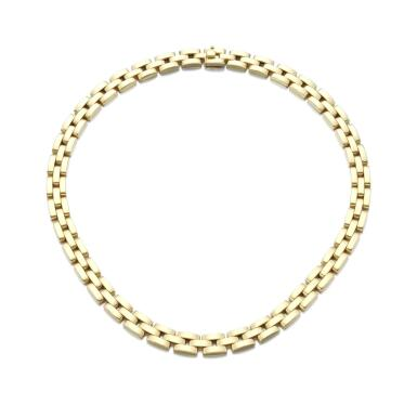 GOLD NECKLACE, 'MAILLON PANTHÈRE' | CARTIER