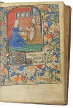 BOOK OF HOURS | Manuscript Book of Hours [use of Saint-Pol-de-Léon], in Latin. [France (Brittany): 3rd Quarter of the 15th Century]