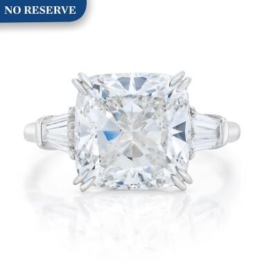 View 1. Thumbnail of Lot 11. Diamond Ring.