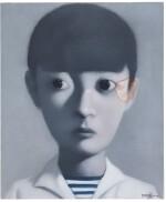 Zhang Xiaogang 張曉剛 | Boy 男孩
