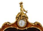 A LOUIS XV STYLE GILT-BRONZE MOUNTED KINGWOOD BUREAU DE DAME CIRCA 1880