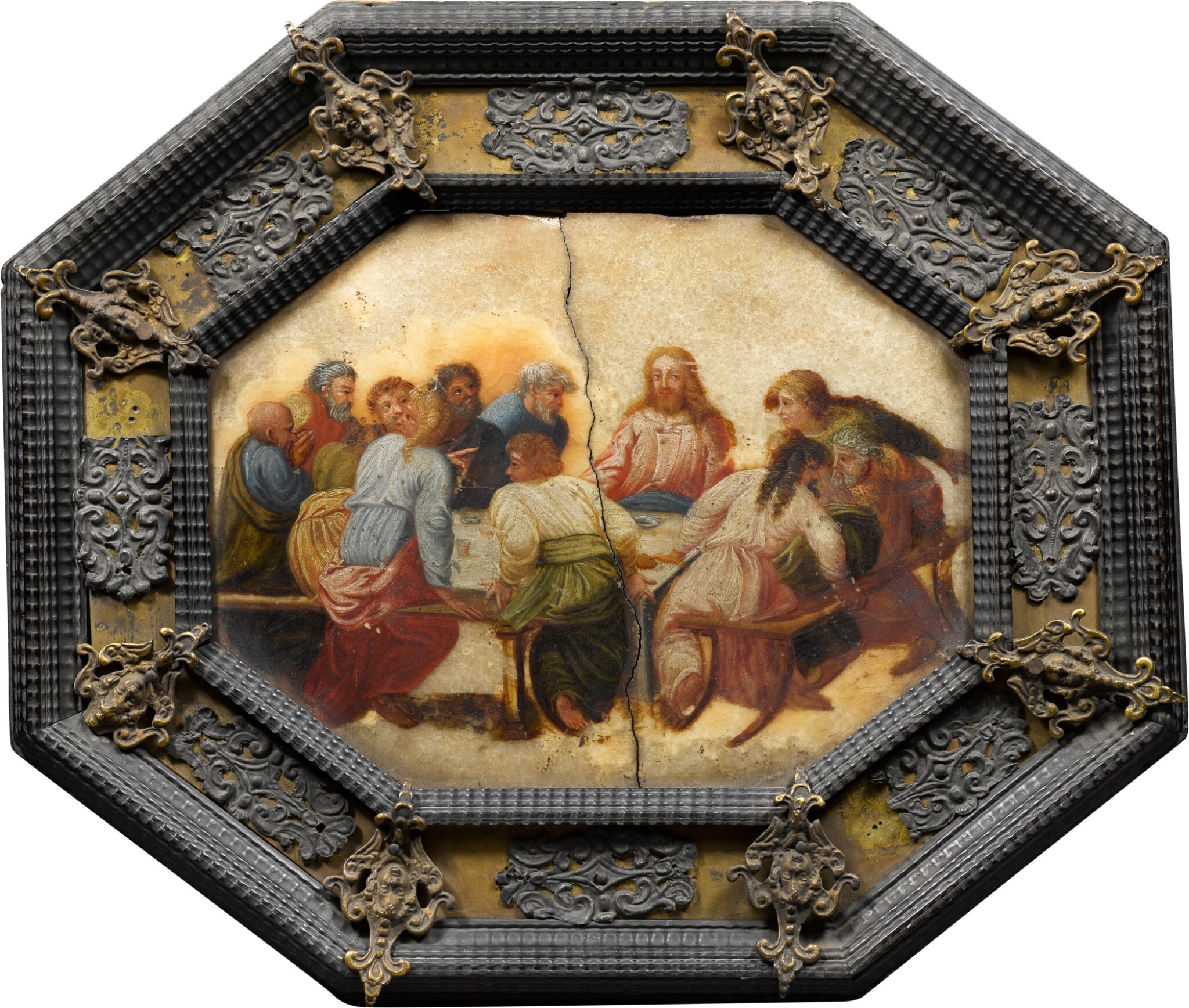 View 1 of Lot 150. Italian, 17th century | The Last Supper.