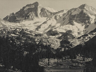 View 14. Thumbnail of Lot 47. The Sierra Club Outing, 1930.