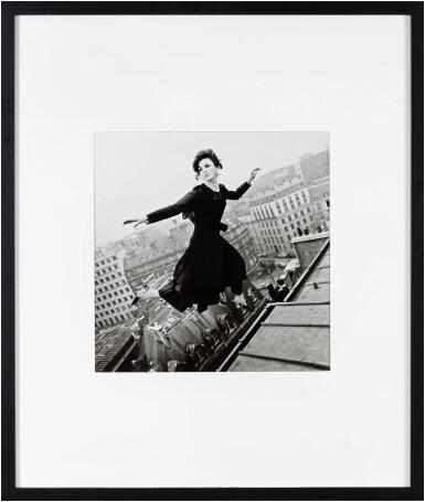 View 2. Thumbnail of Lot 3. MELVIN SOKOLSKY   'FLY DIOR', PARIS, 1965.