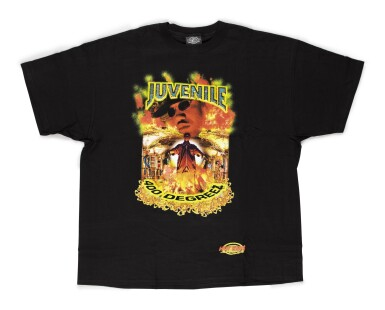 View 7. Thumbnail of Lot 111. [PEN & PIXEL]   COLLECTION OF 10, NEVER-RELEASED OFFICIAL CASH MONEY T-SHIRTS, 2001.