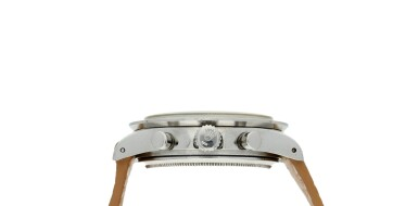 View 5. Thumbnail of Lot 14. Reference 6241 'Paul Newman' Daytona A stainless steel chronograph wristwatch, Circa 1968.