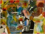 ROMARE BEARDEN |  VAMP TIME - CHICAGO (OF THE BLUES)